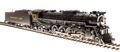 Broadway HO Scale J3a C&O Greenbriar 4-8-4 In Service Version  #614 DC/DCC/Sound Smoke!