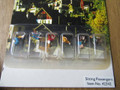 Bachmann HO Scale Sitting Passengers Figures (6)  42342