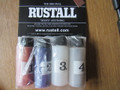 RustAll 4 Bottle set
