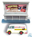 Classic Metal Works - HO Scale 1940-1950s International Harvester Metro Delivery Van - Assembled - Mini Metal -- Hostess  #40005