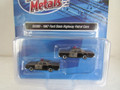 Classic Metal Works N Scale '67 Ford State Highway Patrol Cars 2 pack #50380