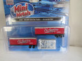 Classic Metal Works N Scale '40s/50s Aero Van Trailers Old German Beer  2 pack #51181