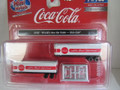 Classic Metal Works N Scale '40s/50s Aero Van Trailers Coca Cola 2 pack #51182