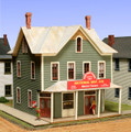 AMB LaserKits HO Scale Nine Mile House and Tavern Kit #145