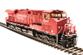BLI HO Scale AC6000CW GE Canadian Pacific CP #9821 Paragon 3 DC/DCC/ and smoke!