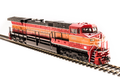 BLI HO Scale AC6000CW GE Southern Pacific SP #600Paragon 3 DC/DCC/ and smoke!