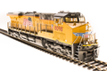 BLI HO Scale AC6000CW GE Union Pacific UP #9821 Paragon 3 DC/DCC/ and smoke!