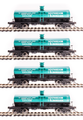 BLI HO Scale 6000 gallon tank car  4 pk Matieson