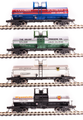 BLI HO Scale 6000 gallon tank car  4 pk Variety E