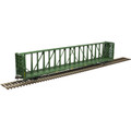 Atlas HO 73' Center Partition Car Atlantic & Western ATW 1714