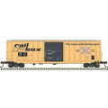 "Atlas HO TRAINMAN ACF 50'6"" Box Car Railbox (Faded/Patched) RBOX #32582"