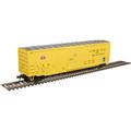 """Atlas HO TRAINMAN ACF 50'6"""" Box Car Green Bay & Western GBW  #7077"""
