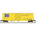 "Atlas HO TRAINMAN ACF 50'6"" Box Car Apalachicola Northern Port St. Joe AN #5182"