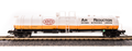 Broadway Limited N Cryogenic Tank Car AirCo  UTLX 80029