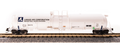 Broadway Limited N Cryogenic Tank Car Liquid Air UTLX 80074