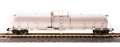 Broadway Limited N Cryogenic Tank Car Undecorated Type B