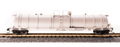 Broadway Limited N Cryogenic Tank Car Undecorated Type C