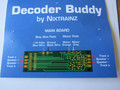 Decoder Buddy Main Board and Connector Board