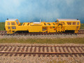 Bachmann HO Self Propelled DCC Ballast Regulator! MOW Vehicle