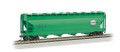 Bachmann HO Scale Silver Series 56 ft ACF Center-Flo Covered Hoppers New York Central NYC 892010