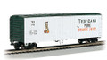 Bachmann HO Scale Silver Series 50 ft Steel Reefer Tropicana TPIX 742