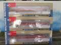 Walthers HO NSC 53' Well Car 3 unit set CP 523154