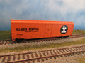 Walthers HO TrainLine Box Car Illinois Central IC 11653