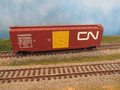 Cyber Sale Athearn HO Scale  50ft Plug Door Box Car Canadian National CN 35013