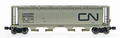 Intermountain Z Scale Cylindrical Hopper Round Hatch Canadian National  CN 371797