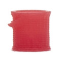 Atlas 3D printed  N Scale Red Fire Bucket 12   pack