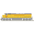 Atlas HO DASH 8-40C GOLD CREX #9063
