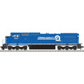 Atlas HO DASH 8-40CW GOLD CONRAIL QUALITY #753