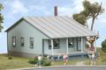 AMB LaserKits HO Scale Mrs. Williams House Kit #126