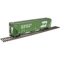 Atlas HO TMAN THRALL 4750 COVERED HOPPER BURLINGTON NORTHERN #448441