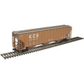Atlas HO TMAN THRALL 4750 COVERED HOPPER KANSAS CITY SOUTHERN #308331