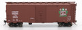 Intermountain HO 1937 AAR 40ft 10ft door Box Car Canadian National w/NSC-2 Ends CN 520274
