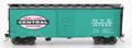 Intermountain HO 1937 AAR 40ft 10ft door Box Car New York Central NYC 158026