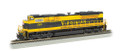 Bachmann HO Scale SD70ACe with DCC and Tsunami Sound Virginian