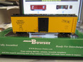 Bowser HO Scale RTR 40 foot Box Toronto Hamilton & Buffalo THB 3163
