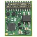TCS DCC Decoder EU821 8 function  #1674