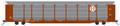 Intermountain HO Scale Bi-Level Autorack BNSF 300177