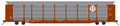 Intermountain HO Scale Bi-Level Autorack BNSF 300215