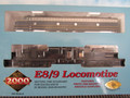 Proto 2000 E7 B unit Baltimore and Ohio B&O #57 dummy