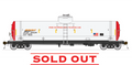 American Limited HO GATC Tank Car, ATSF/BNSF Fire Car #189238, As delivered