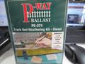 Peco P Way Ballast Kit Diesel  PS-371