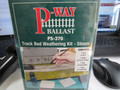 Peco P Way Ballast Kit Steam  PS-370