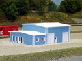 RIX Pikestuff N Scale Contractor Building Kit 541-8006