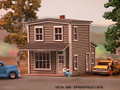 AMB LaserKits N Scale Springfield Cafe  Kit   #636