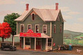 AMB LaserKits N Scale Nine Mile House and Tavern Kit   #645