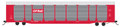 Intermountain HO Scale Bi-Level Autorack CP Rail - CPAA Flat Car 556529